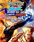 Capcom vs SNK Ngoại truyện - Thực Hiện Bởi hamtruyen.vn
