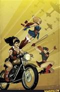DC Comics: Bombshells - Thực Hiện Bởi hamtruyen.vn
