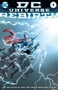DC Universe - Rebirth - Thực Hiện Bởi hamtruyen.vn