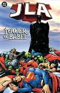 JLA: Tower of Babel - Thực Hiện Bởi hamtruyen.vn