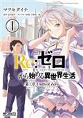 Re:zero Kara Hajimeru Isekai Seikatsu - Truth Of Zero - Thực Hiện Bởi hamtruyen.com