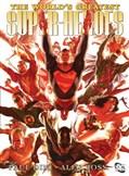 The World's Greatest Super-Heroes - Thực Hiện Bởi hamtruyen.com